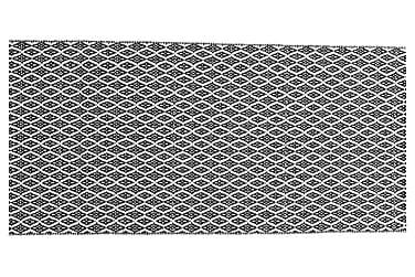 Muovimatto Eye 70x350 Käännettävä PVC Musta