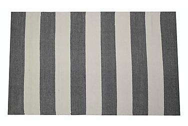 Muovimatto Riitta 60x90 cm harmaa/valkoinen