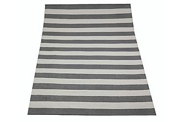Muovimatto Riitta 70x200 cm harmaa/valkoinen