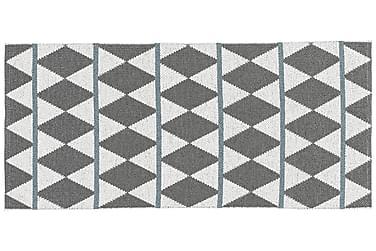 Muovimatto Zigge 70x300 Käännettävä PVC Harmaa