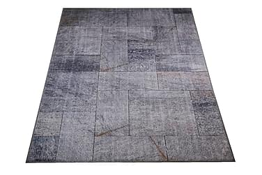 Chenillem. Moderni 160x230 cm harmaa