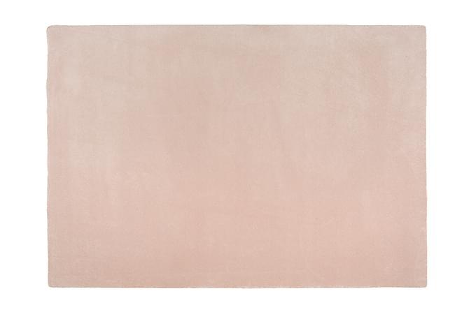 Matto Hattara 160x230 cm Roosa - VM Carpet - Sisustustuotteet - Matot - Nukkamatot