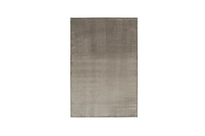 Matto Satine 160x230 cm Harmaa - VM Carpet - Sisustustuotteet - Matot - Nukkamatot