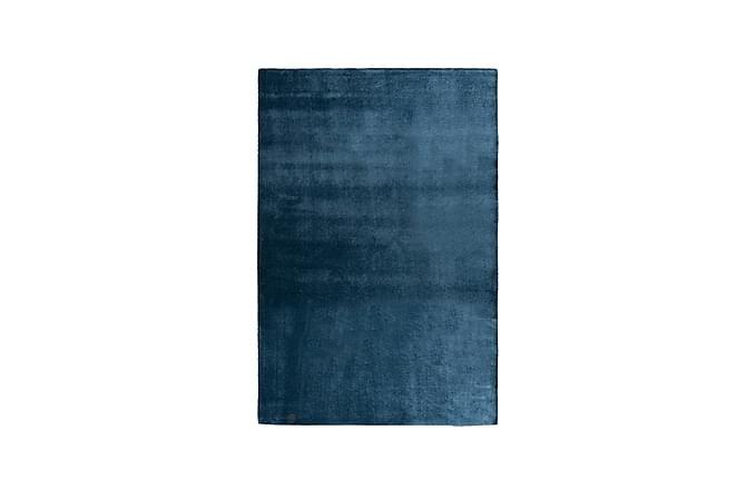 Matto Satine 200x300 cm Sininen - VM Carpet - Sisustustuotteet - Matot - Nukkamatot