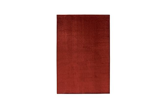 Matto Satine 200x300 cm Viininpunainen - VM Carpet - Sisustustuotteet - Matot - Nukkamatot