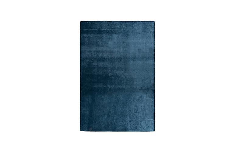 Matto Satine 80x300 cm Sininen - VM Carpet - Sisustustuotteet - Matot - Nukkamatot