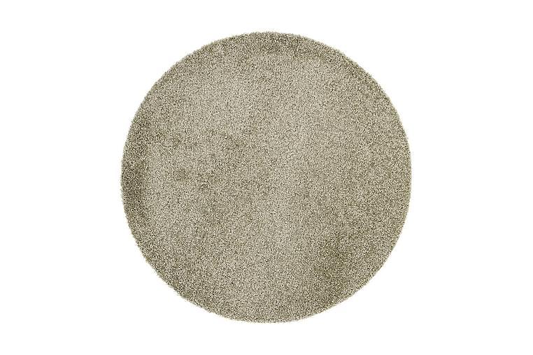 Matto Supreme 80 Pyöreä - Vihreä - Sisustustuotteet - Matot - Pyöreät matot