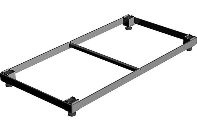Porrasritilä Cubic 40x80 - Harmaa - Sisustustuotteet - Matot - Eteisen matot & kynnysmatot