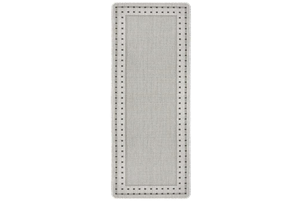 Yleismatto Flex 40x70 cm Harmaa - Hestia - Sisustustuotteet - Matot - Eteisen matot & kynnysmatot