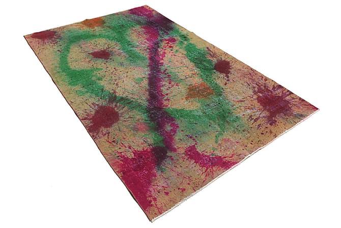 Patchworkmatto Colored Vintage 144x227 - Monivärinen - Sisustustuotteet - Matot - Patchwork-matot
