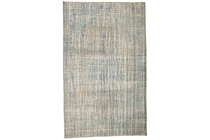 Tilkkumatto Colored Vintage 176x288 Suuri - Beige/Harmaa - Sisustustuotteet - Matot - Patchwork-matot