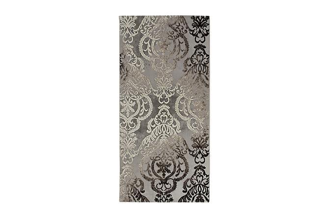 Itämainen matto Thema Medallion 80x150 - Nougat - Sisustustuotteet - Matot - Itämaiset matot