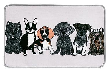 Matto Doggies 50x80 Beige