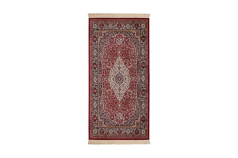 Matto Kashmir Medallion 80x150 - Punainen - Sisustustuotteet - Matot - Itämaiset matot