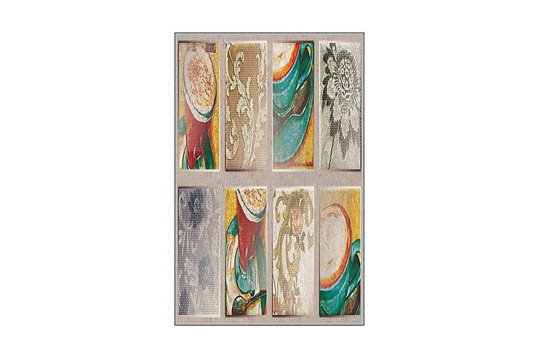 Matto Tenzile 80x120 cm - Monivärinen - Sisustustuotteet - Matot - Pienet matot