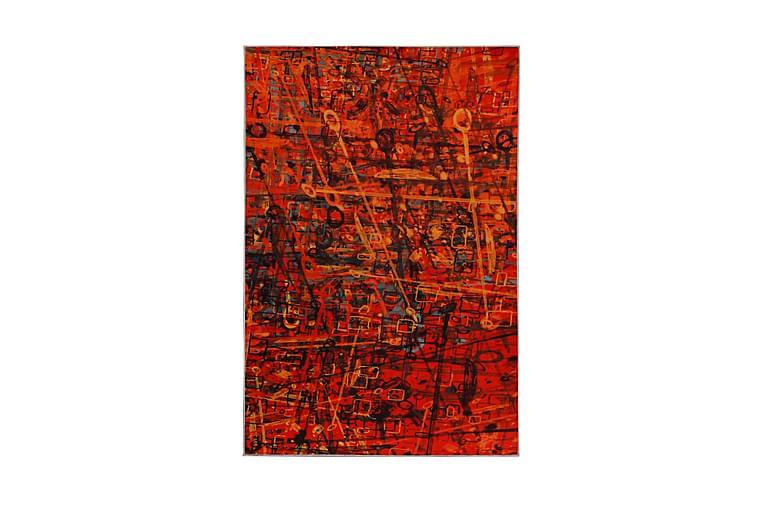 Matto Tristian 80x150 cm - Monivärinen - Sisustustuotteet - Matot - Pienet matot