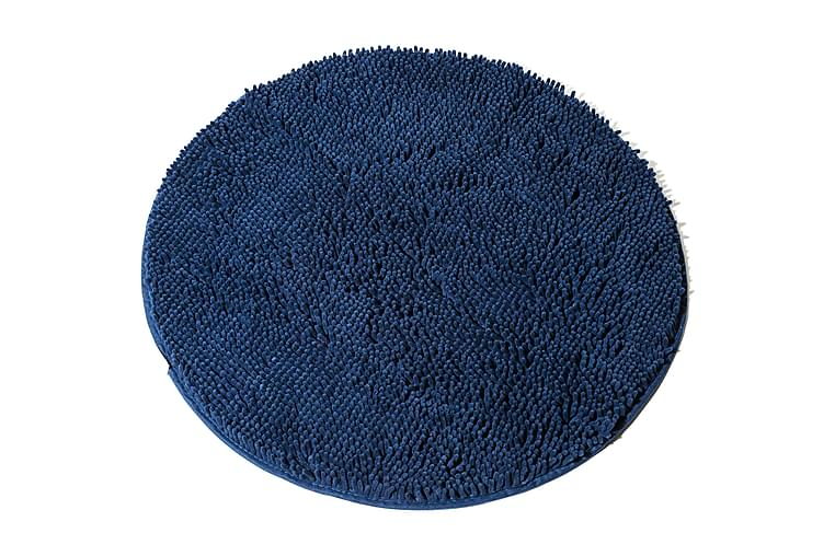 Kylpyhuonematto Lord Nelson Pyöreä 70 - Laivastonsininen - Sisustustuotteet - Kodintekstiilit - Kylpyhuoneen tekstiilit