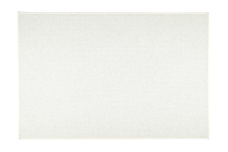 Matto Aho Pyöreä 240 cm Valkoinen - VM Carpet - Sisustustuotteet - Matot - Pyöreät matot
