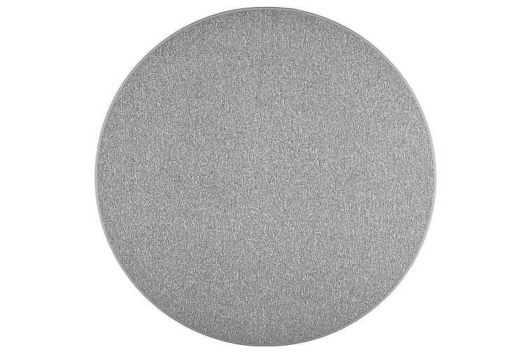 Matto Balanssi Pyöreä 200 cm Vaaleanharmaa - VM Carpet - Sisustustuotteet - Matot - Pyöreät matot