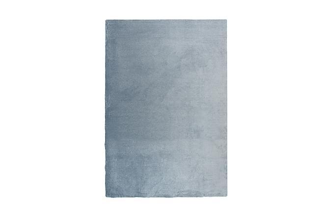 Matto Hattara Pyöreä 133 cm Sininen - VM Carpet - Sisustustuotteet - Matot - Pyöreät matot