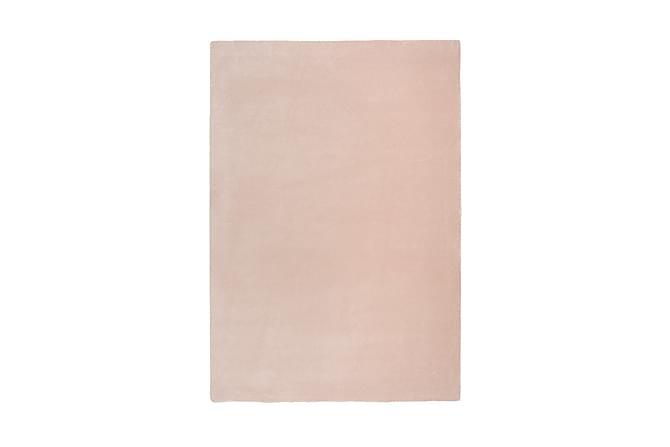 Matto Hattara Pyöreä 160 cm Roosa - VM Carpet - Sisustustuotteet - Matot - Pyöreät matot