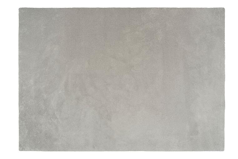 Matto Hattara Pyöreä 200 cm Harmaa - VM Carpet - Sisustustuotteet - Matot - Pyöreät matot