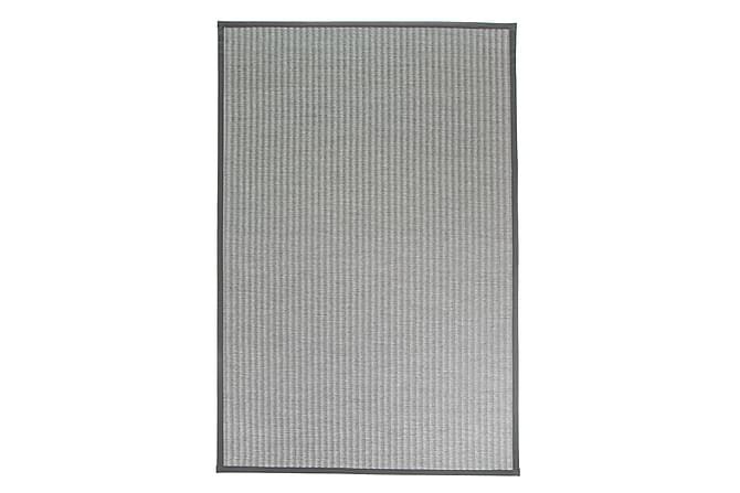 Matto Kelo Pyöreä 200 cm T. Harmaa/V. Harmaa - VM Carpet - Sisustustuotteet - Matot - Pyöreät matot