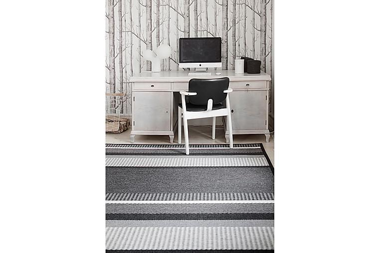 Matto LaituriPyöreä 200 cm Musta - VM Carpet - Sisustustuotteet - Matot - Pyöreät matot