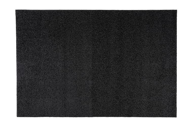 Matto Tessa Pyöreä 200 cm Musta - VM Carpet - Sisustustuotteet - Matot - Pyöreät matot