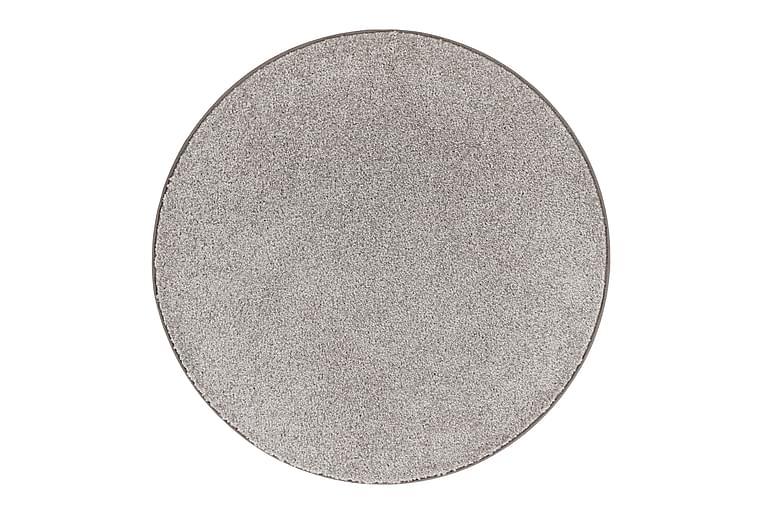 Matto Toffee Ø133 cm Beige - Vallila - Sisustustuotteet - Matot - Pyöreät matot