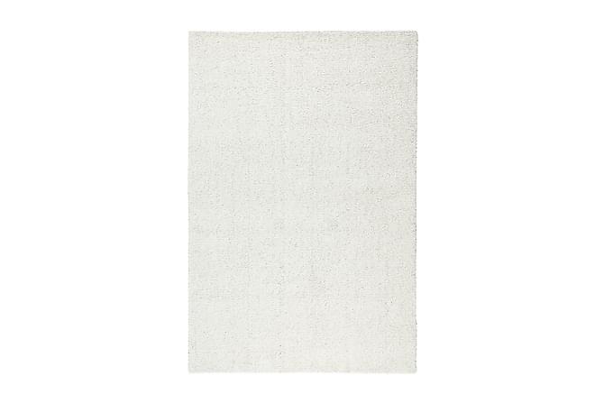 Matto Viita Pyöreä 133 cm Valkoinen - VM Carpet - Sisustustuotteet - Matot - Villamatot
