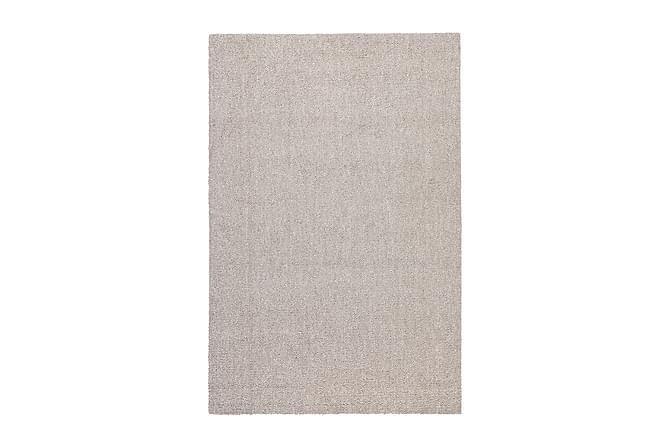 Matto Viita Pyöreä 160 cm Beige - VM Carpet - Sisustustuotteet - Matot - Villamatot