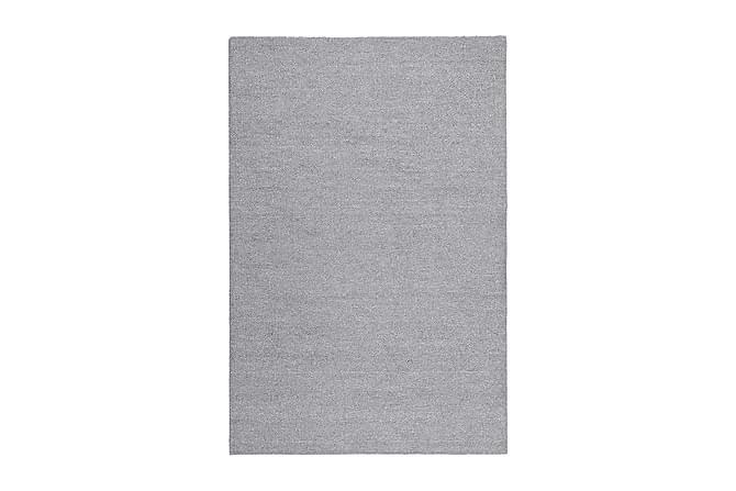 Matto Viita Pyöreä 160 cm Harmaa - VM Carpet - Sisustustuotteet - Matot - Villamatot