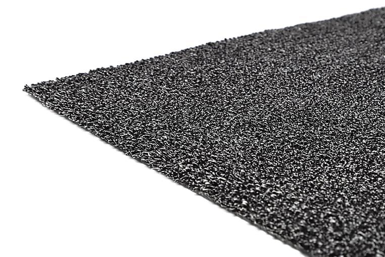 Matto Viita Pyöreä 200 cm Musta - VM Carpet - Sisustustuotteet - Matot - Pyöreät matot