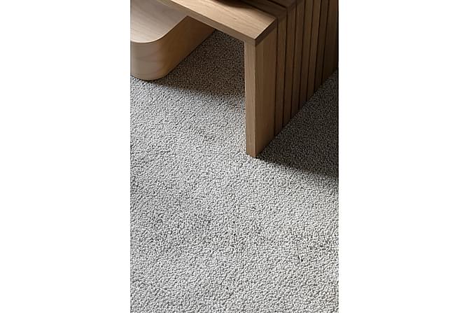 Matto Viita  Pyöreä 240 cm Beige - VM Carpet - Sisustustuotteet - Matot - Villamatot
