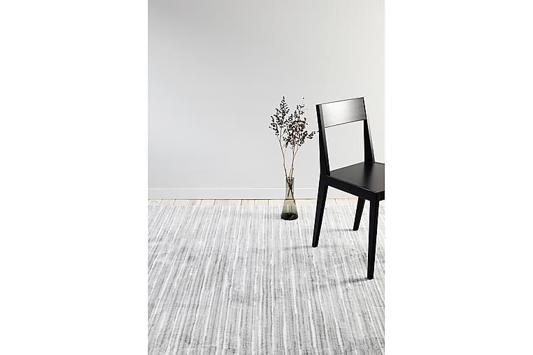 Matto Aurea 133x200 cm Harmaa - VM Carpet - Sisustustuotteet - Matot - Räsymatot