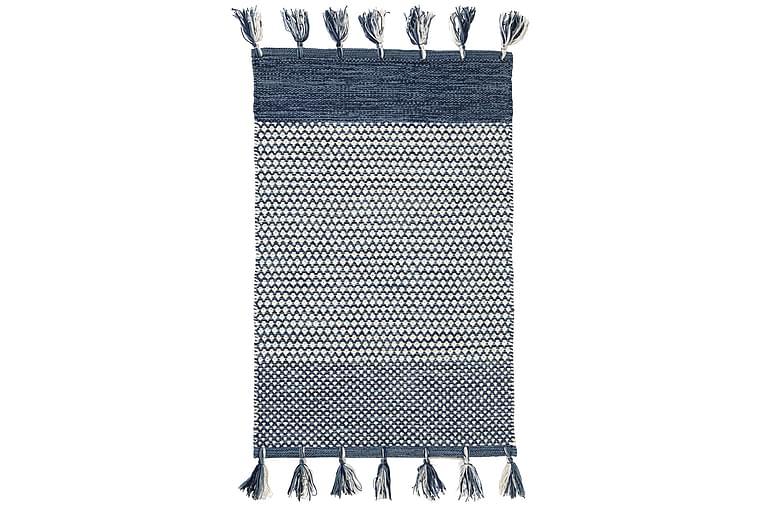 Matto Halla 160x230 - Sininen - Sisustustuotteet - Matot - Räsymatot