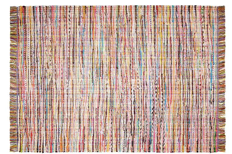 Matto Jolly 80x150 - Multi - Sisustustuotteet - Matot - Räsymatot