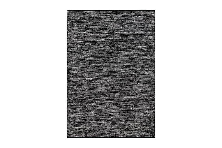 Matto Marstrand 200x300 cm - Musta - Sisustustuotteet - Matot - Räsymatot