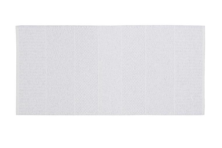 Matto Mix Alice 170x200 PVC/Puuvilla/Polyesteri Valkoinen - Horredsmattan - Sisustustuotteet - Matot - Räsymatot
