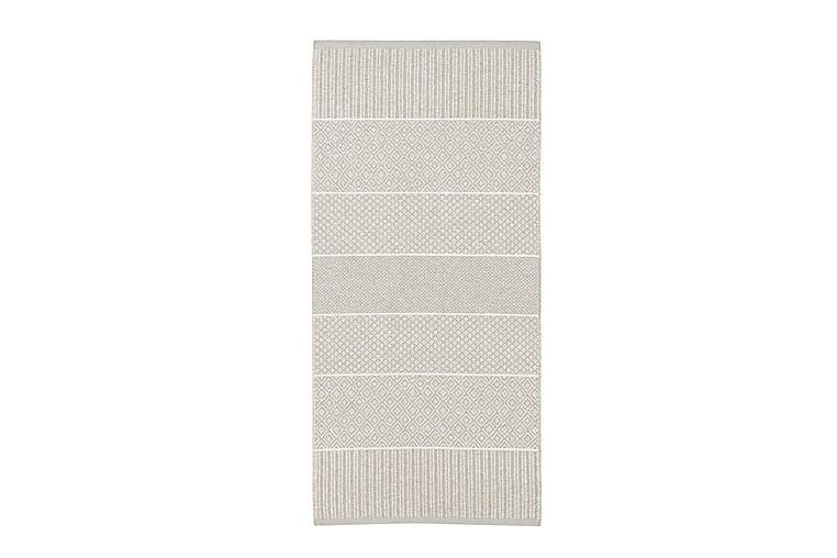 Matto Mix Alice 200x300 PVC/Puuvilla/Polyesteri Hiekka - Horredsmattan - Sisustustuotteet - Matot - Räsymatot