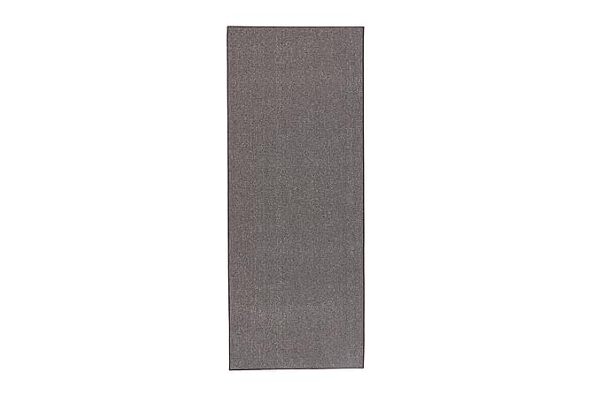 Matto Väre 80x250 cm Ruskea - VM Carpet - Sisustustuotteet - Matot - Räsymatot