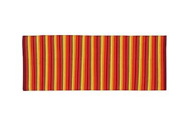 Puuvillamatto Strip 80x200 Oranssi