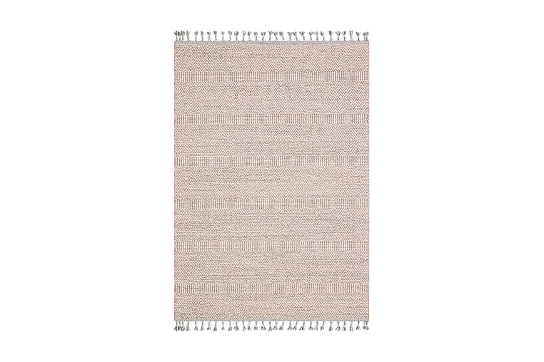 Matto Eknathe 200x290 cm - Vaaleanpunainen - Sisustustuotteet - Matot - Isot matot