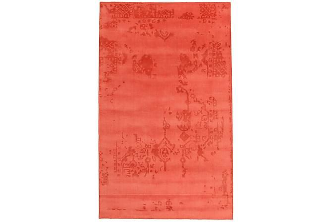 Matto käsintuftattu 143x235 - Punainen - Sisustustuotteet - Matot - Isot matot