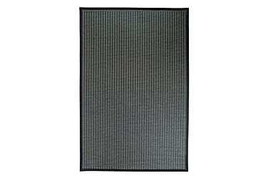 Matto Kelo 160*230cm Musta-T. Harmaa