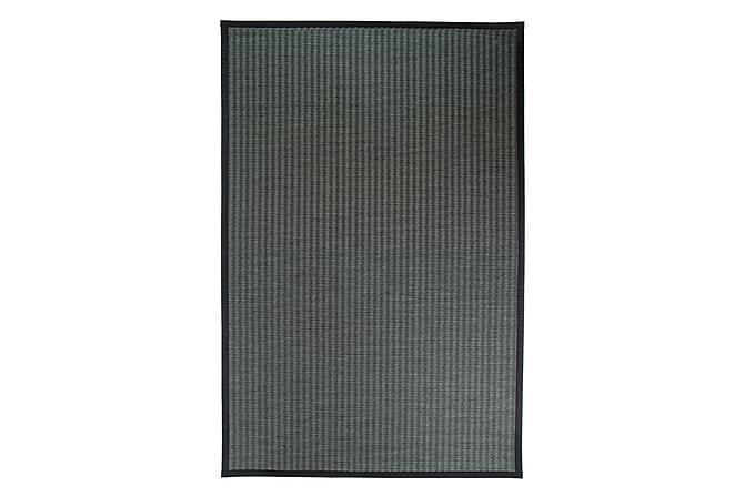 Matto Kelo 80x200 cm Musta/T. Harmaa - VM Carpet - Sisustustuotteet - Matot - Isot matot