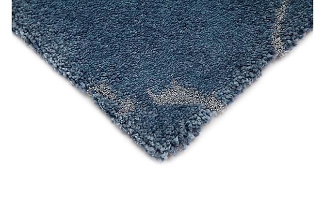 Matto Nordic Marble 133x190 - Sininen - Sisustustuotteet - Matot - Isot matot