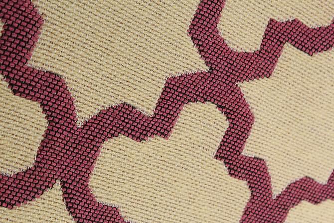 Matto Ya Rugs 120x180 - Punainen/Beige - Sisustustuotteet - Matot - Isot matot