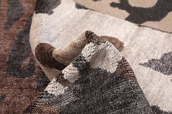 Suuri Matto Nepal 245x303 - Ruskea - Sisustustuotteet - Matot - Isot matot
